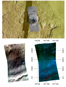 Livonia, New York, Students Study Past Martian Water
