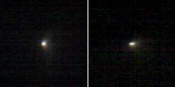 Comet Siding Spring Coma Observation