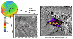 Hydroxylated Ferric Sulfates in Aram Chaos